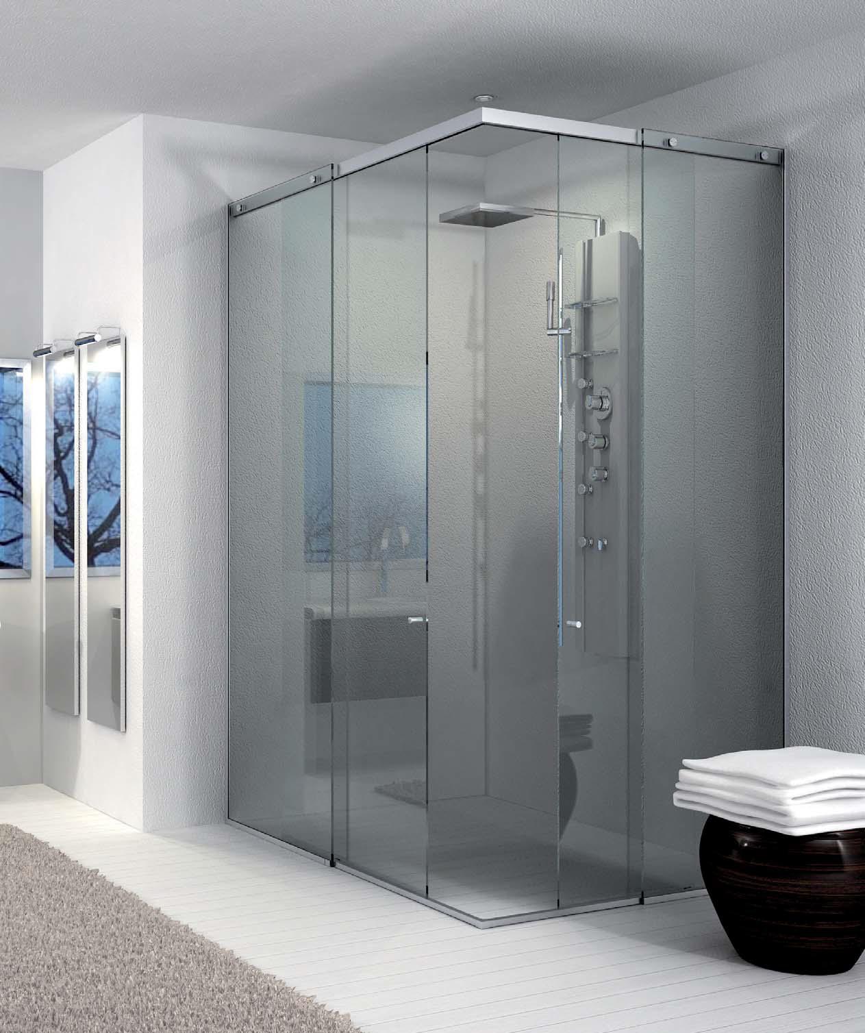 Idea vetro box doccia - Il box doccia ...